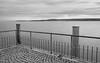 Überlinger See (AxelN) Tags: longexposure sky blackandwhite bw lake water clouds germany deutschland see wasser himmel wolken sw bodensee badenwürttemberg lakeconstance überlingen langebelichtung schwarzweis