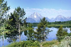 The Grand Tetons (Laurette Victoria) Tags: mountains nationalpark wyoming grandtetons tetons