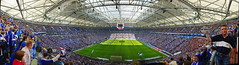 Arena-Pano (uwe1904) Tags: panorama stadion gelsenkirchen veltinsarena fcschalke04ev