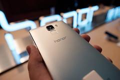 Huawei Honor 7 - Mobile World Congress 2016
