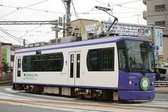 8807 Toden Arakawa LIne (shitte641000) Tags: tram streetcar  todenarakawaline 8800 8807