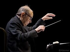 Ennio Morricone (dziurek) Tags: show portrait music art film concert nikon artist poland event d750 nikkor fx 70200 conductor ennio morricone proffesional dziurek dziurman pdziurman