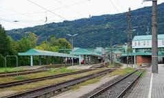 Bregenz 19.09.2011 (The STB) Tags: station zug bahnhof bregenz bahn bb sterreichischebundesbahnen