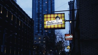 Located under Smoke's Poutinerie