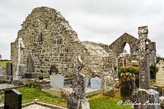 Rathcline Church (Salmix_ie) Tags: county ireland church monument abbey grave stone wall yard religious march ancient nikon worship praying goddess historic national pre sacred burial ritual nikkor fertility pagan sheelanagig 2016 longford d7100 slenagig