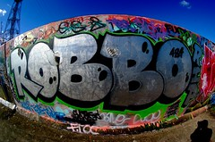 ROBBO R.I.P (Lakeside HOF) (Rich Crooks) Tags: grafitti robbo choci teamrobbo lakesidehof