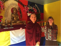 Nandamala Buddhist Temple in Utica, NY (2015)