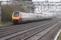 Double Voyager @ Chorlton Lane (uksean13) Tags: canon cheshire diesel virgin crewe voyager 221 ef28135mmf3556isusm chorltonlane 760d