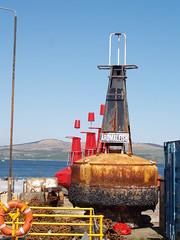 Buoys (divnic) Tags: water scotland riverclyde greenock seaside riverside buoys gourock buoy waterway seamark inverclyde firthofclyde navigationmark buoyant navigationalaid greenockoceanterminal ardmaleish ardmaleishbuoy