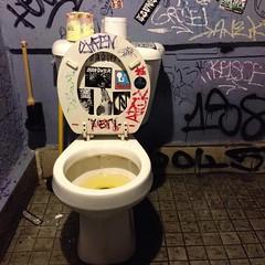 Bathroom graffiti 2016 (mcknightpercy) Tags: city ohio art beer bar drunk bathroom graffiti photo sticker flickr stuck lexington kentucky cincinnati tag stickers culture toilet tags dirty artists end marker piss draw graff taggers adhesive brew hobo potty dirtbag tagger divebar 138 rakes tristate budddwyer aneks kelsoe thimp rakesend