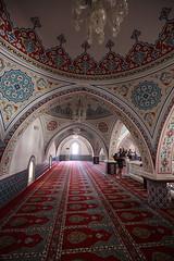 Manavgat mosque 2 (cj_hunter) Tags: architecture turkey religious muslim islam prayer religion mosque antalya islamic manavgat manavgatmosque
