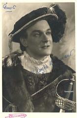 HECTOR, Claude, Faust (Operabilia) Tags: opera autographe faust tenor monnaie gounod claudepperna claudehector claudepascalperna