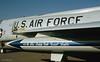 USAF, Convair F-106A Delta Dart (Ron Monroe) Tags: usaf interceptor convair unitedstatesairforce f106 deltadart 72481