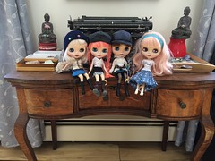 Blue eyed Blythes