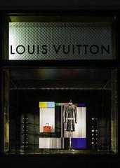Louis Vuitton - Sydney (on the water photography) Tags: window retail louis display sydney windowdisplay visual merchandising louisvuitton