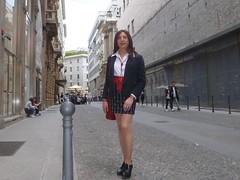 Milan - Via San Raffaele (Alessia Cross) Tags: tgirl transgender transvestite crossdresser travestito