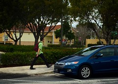 Long Stride (LarryJay99 ) Tags: street people urban man male men guy walking florida candid pedestrian guys dude dudes photostream unsuspecting lakeworth urbanbackpacker iphone6 iphone6plusbackcamera415mmf22