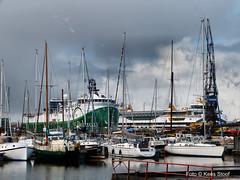 Polarcus 24-4-16 (kees.stoof) Tags: haven amsterdam harbor ships shipyard havens noord amsterdamnoord scheepswerf ttmelissaweg ttvasumweg vasumweg polarcus amsterdammarina