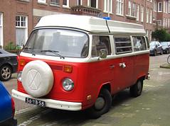 1973 Volkswagen Transporter (T2) (rvandermaar) Tags: 1973 volkswagen transporter t2 vwt2 volkswagent2 vwtransporter volkswagentransporter sidecode3 import 56yb58 rvdm