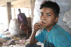 Him (martien van asseldonk) Tags: smoking dhaka bangladesh martienvanasseldonk