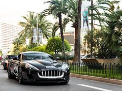 Kahn Vengeance (Alexbabington) Tags: black cars car montecarlo monaco kahn custom supercar aston astonmartin supercars vengeance