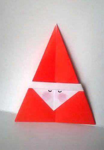 Flickriver Most Interesting Photos From Origami Santa Claus Pool - Origami-papa-noel