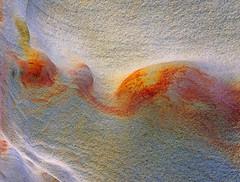 abstracto. (Luis M) Tags: rocas hondarribia jaizkibel bidasoatxingudi