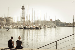 Puerto de Barcelona (j a i c o) Tags: barcelona nikon internet jaico d7000