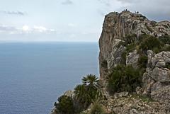 Cap de Formentor, Mirador Del Mal Pas (Cardo Photos) Tags: sea espaa costa coast mar spain peninsula mallorca mirador majorca baleares formentor espanya balears balearics capdeformentor miradordelmalpas miradordescolomer
