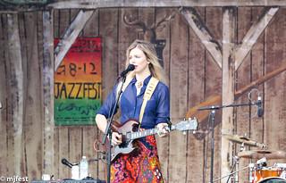 Jazzfest - Kristin Diable