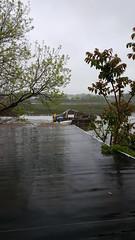 Boat (jaym812) Tags: water rain weather creek spring springday 2016 westville bigtimbercreek