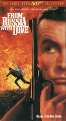 posterjamesbondVHS02FROMRUSSIAWITHLOVE (ESP1138) Tags: james bond 007 vhs poster box from russia with love sean connery
