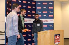Broncos-0244 (jdquintiii) Tags: colorado denver denverbroncos alumnievent hillsdalecollege milehighcity sportsauthorityfield hillsdalecollegealumnievent