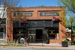 Iron Horse Tavern (redhorse5.0) Tags: bar grill funplace norcrossgeorgia oldbrickbuilding ironhorsetavern sonya850 redhorse50