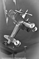 Promise of Flight (Barstow Steve) Tags: california plane toy decoration boron