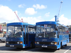 Tantivy 3 & 12 (Coco the Jerzee Busman) Tags: uk bus islands coach jersey channel tantivy
