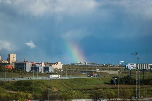 240/365 Donde nace el arcoiris
