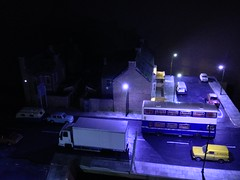 Let There Be Light! Part 4 (nham25) Tags: street houses streetlight railway modelling terraced