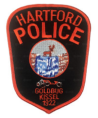 Hartford Police Patch (Nate_892) Tags: county green wisconsin bay coin conservation police grand valley badge fox milwaukee waukesha sheriff patch tribe sheboygan gresham wi chute challenge swat oneida outagamie