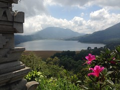 Bedugul, Bali (Andrew Permezel) Tags: bali lake highlands iphone bedugul