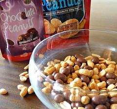 Peanut Lovers Day (sallyNZ) Tags: peanuts chocolatepeanuts scavenger4
