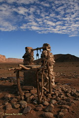 2009 Marocco del Sud in 4X4 (patrizia_peri) Tags: marocco sassi acqua altopiano deserto pozzo desertico