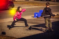 Spring Dance (Anvilcloud) Tags: people jonathan grandkids danica hss slidersunday