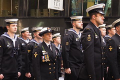 ANZAC Day 2016 (Mariasme) Tags: march navy medals anzacday 2016 inuniform