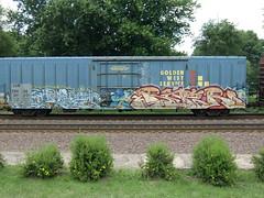 08-01-10 (276) (This Guy...) Tags: road railroad train graffiti box graf rail rr traincar boxcar graff 2010 baer btr