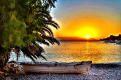 Melancholy in vivid. (Christos Andreou) Tags: photoshop boats spring fishing sand holidays mediterranean ngc relaxing vivid greece serenity heat meditation melancholy naturalbeauty goldensunset shipwrecks hdr beachwalking corinthia beautifulworld sealandscape swimminganddiving hdrphotos greeksun corinthiangulf spectacularphotos holidaysingreece greekcoastline voltastoloutraki echoofslum
