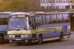 MIDLAND BLUEBIRD 155 PSU622 D51VSO (bobbyblack51) Tags: bus station all glasgow tiger transport buchanan bluebird 1994 3200 midland types 155 paramount leyland plaxton of d51vso psu622