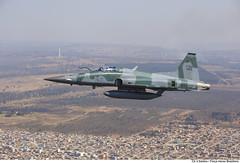 F-5EM sobrevoa área próximo a torre digital em Brasília-DF (Força Aérea Brasileira - Página Oficial) Tags: brazil brasília df bra aeronave brazilianairforce f5em aviacaodecaca aeronavesdecaca fotovinciussantos fab4828 sobrevooembrasilia treinamentoaereo