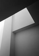 HORMA. Casa Mig #25 (Ximo Michavila) Tags: light shadow bw house geometric valencia architecture grey casa blackwhite spain interior minimal abstarct mig horma archidose albalatdelstarongers archdaily archiref ximomichavila
