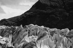 Contrast (Pirkipetola) Tags: travel patagonia ice southamerica argentina contrast america glacier traveller viaggio sudamerica mondo ghiacciaio contrasto viedma estremosud viaggionelmondo